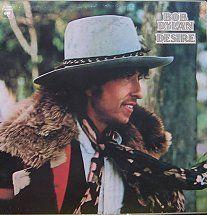 Vinyl Album - Bob Dylan - Desire - CBS - UK