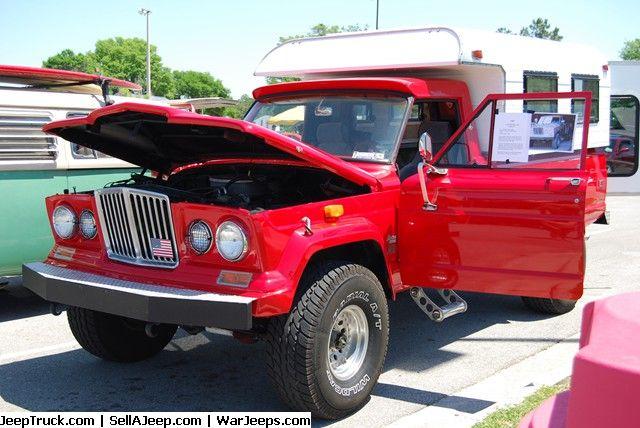 1965 Gladiator J200 Has 351 Windsor Eng 4wd Ford C4