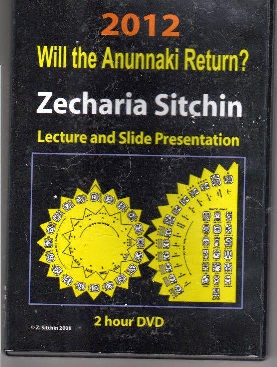 Ascensão Do Ser Humano : 2012 – Os Anunnaki Retornarão? Zecharia Sitchin (L...