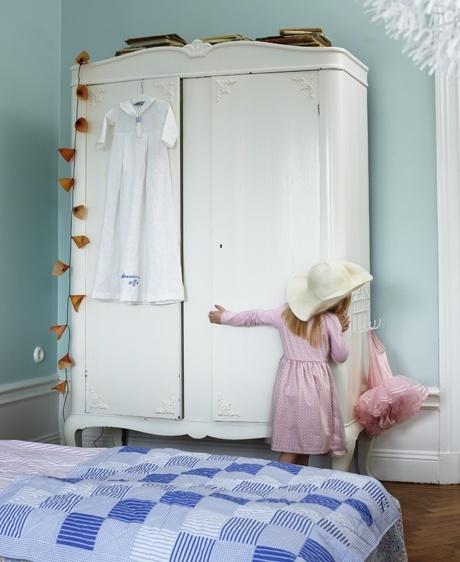 vintage garderob