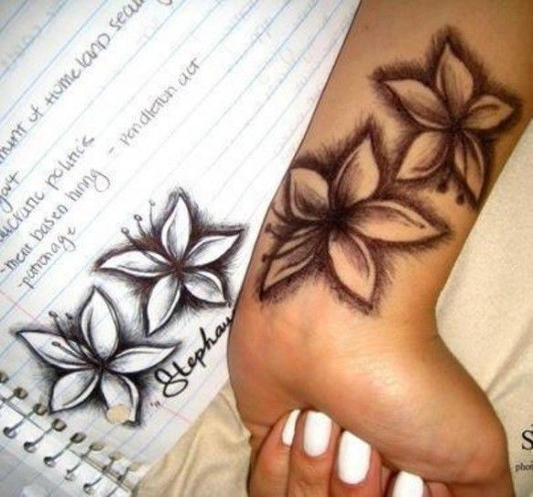 Tra i fiori in grado di esprimere moltissimi significati, per lo più positivi, troviamo il #giglio. Il classico giglio bianco significa purezza, candore e verginità  #flowertattoo #tatuaggiofloreale #ideastattoo #tatuaggio #ink #inkmet