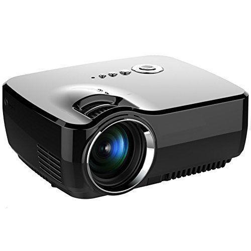 LED Projector 1080P Portable 150in Home Movie Cinema Theater Outdoor Indoor New #HomeMovieCinemaTheaterOutdoorIndoorProjector