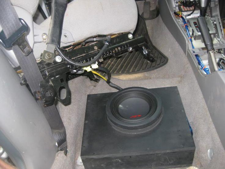 2003 Subaru Forester Stealth Install Modest (Already Upgrading) - DIYMA Car Audio Forum