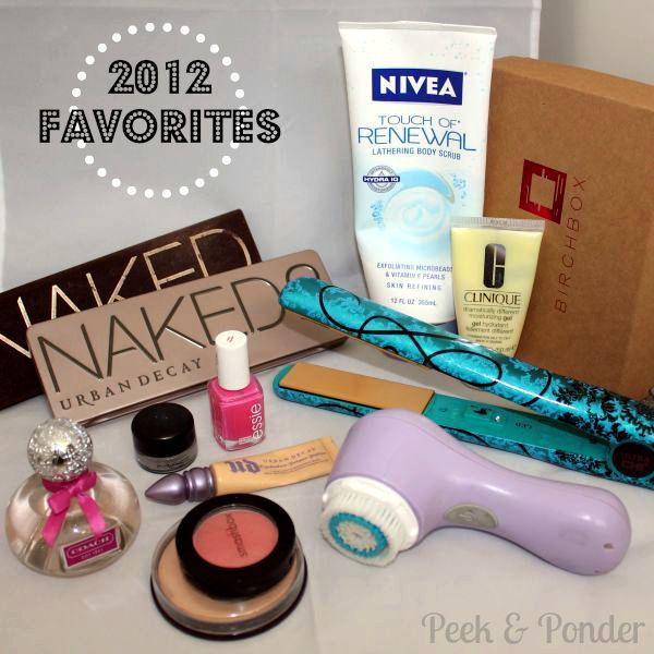 12 beauty favorites of 2012