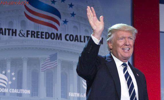 Trump: chcą nas powstrzymać, ale jesteśmy zwycięzcami i będziemy walczyć
