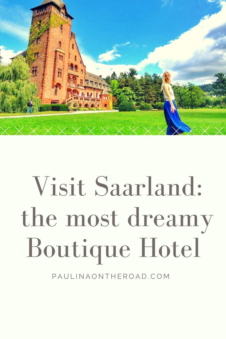 Visit Saarland Villeroy And Boch Mettlach Paulina On The Road