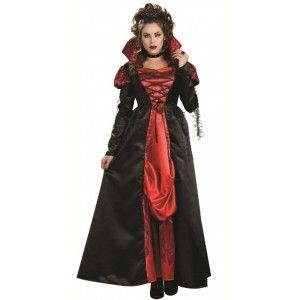 Déguisement Vampiress Transylvanian Femme, bal des vampires, Halloween, fêtes.