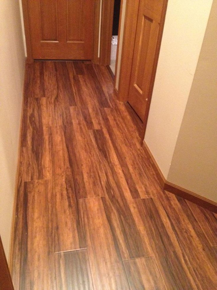 builddirect u2013 12mm exotic wide plank laminate flooring u2013 balinese rosewood hallway view