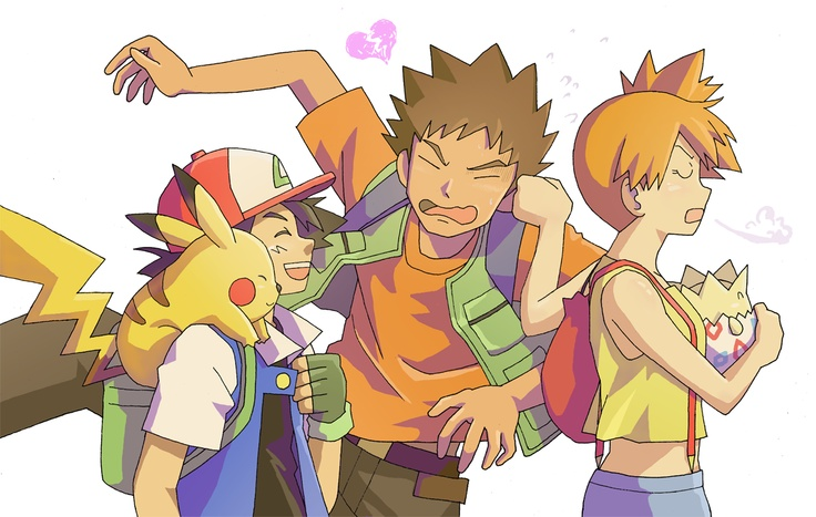ketchum single girls Follow/fav ash and all the girls by:  the true focus is on the house ash ketchum owned he moved out of  ash was making out with some random girl he meet after .