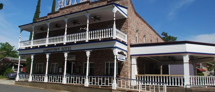 JAMESTOWN HOTEL Restaurant