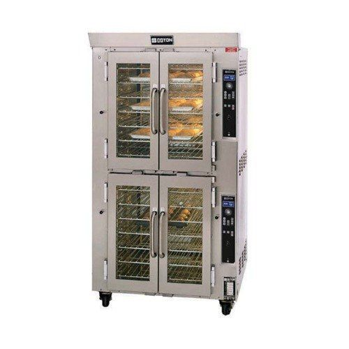 Doyon JA14G Jet Air Double Deck Gas Convection Oven – 130,000 BTU