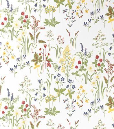 sandberg wallpaper Flora (NW)