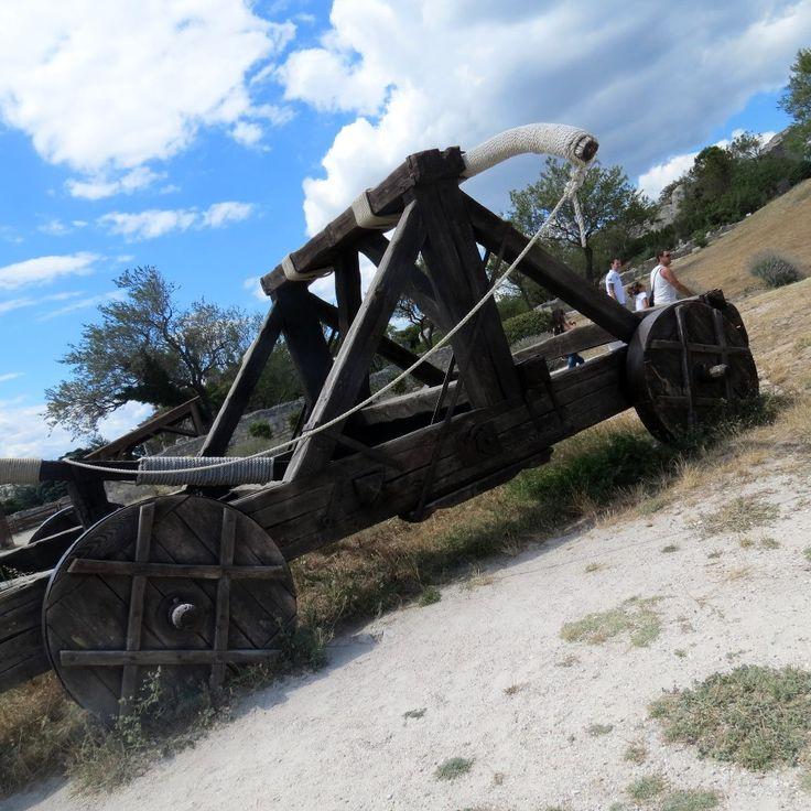 Les Baux de #Provence - juillet 2016
