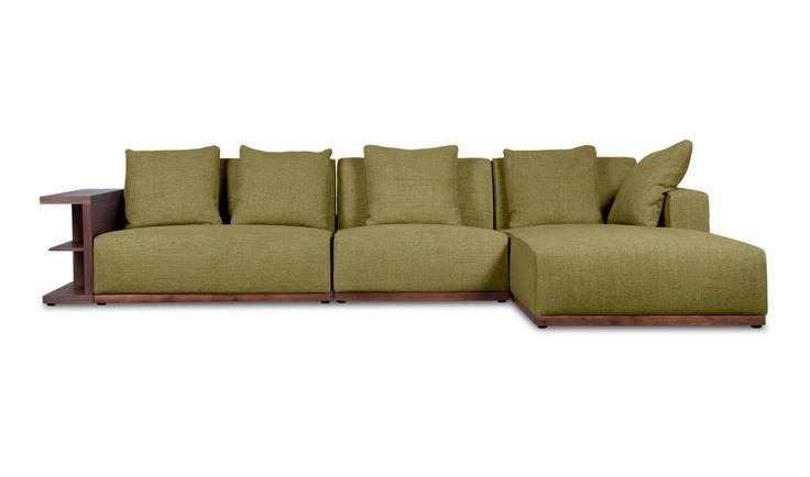 33 best binnenhuis images on pinterest chaise longue for Arild chaise longue