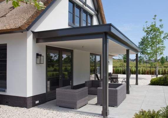 25 beste idee n over overdekte terrassen op pinterest overdekte terrassen achtertuin patio - Overdekte patio pergola ...