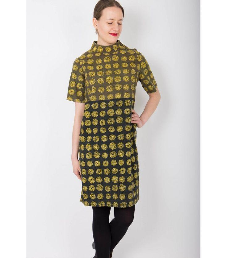 "Marimekko ""Marais"" Vintage Dress, S - WST"