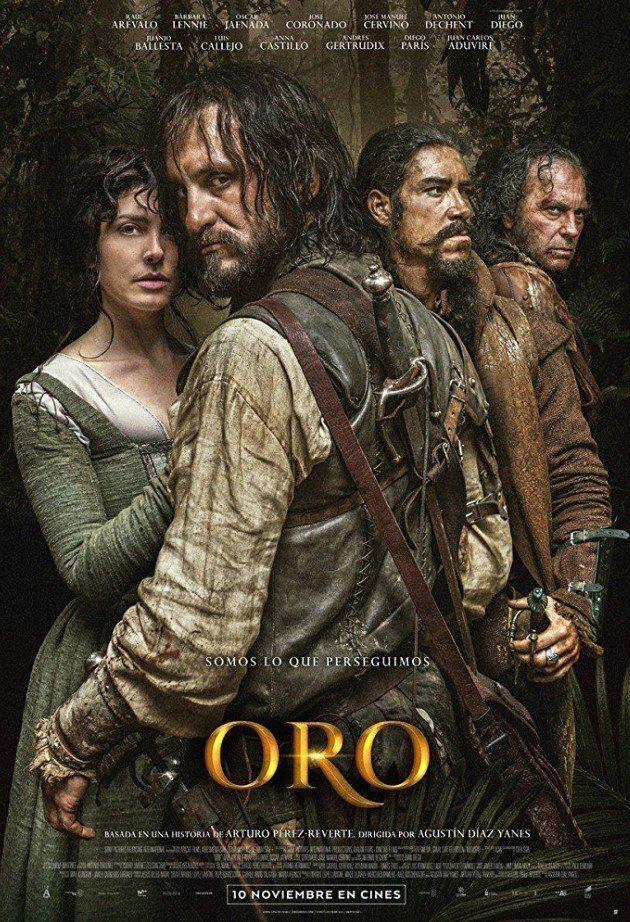 Altın Oro 2017 Izle Oro Altın Filmi 16 Yüzyılın Başlarında