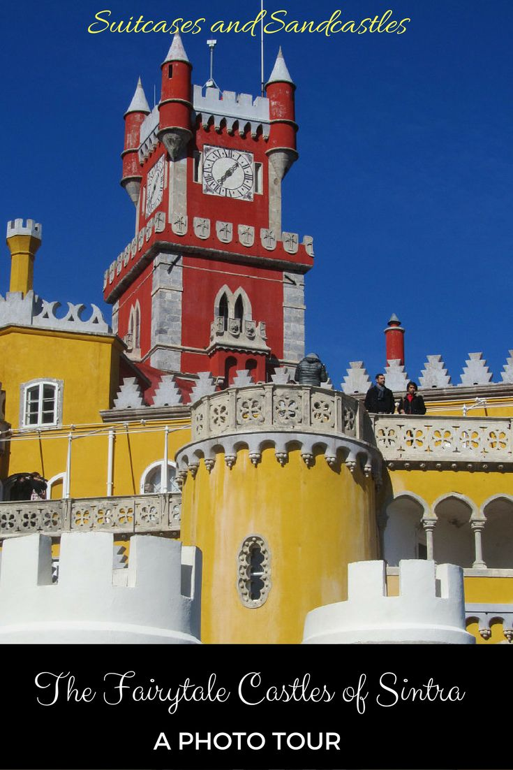 Photo Tour of Sintra, fairytale castles of Sintra, which castles to visit in Sintra, Portugal, best day trip from Lisbon, beautiful castles to visit in Portugal.