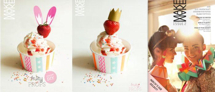 DIY: Fruity Pops von MAKEMAKE Magazin