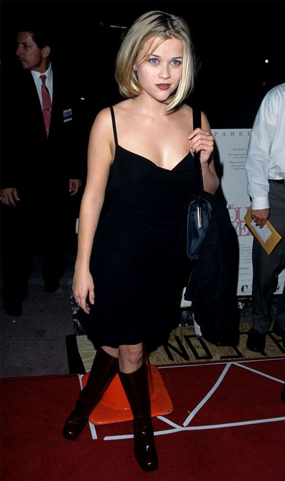 #TBT: 7 Reasons Why Reese Witherspoon Was the Cutest '90s Babe via @WhoWhatWear