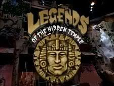 Legends of the Hidden Temple! Thought this was the coolest show growing up!!