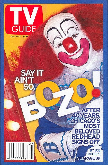 Bozo the Clown Game Show | Recent Photos The Commons Getty Collection Galleries World Map App ...
