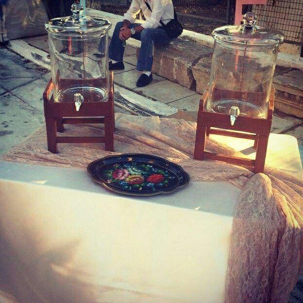 Στολισμός εκκλησίας wedding