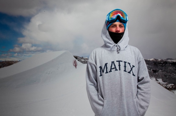 mark mcmorris omnomnom ;)
