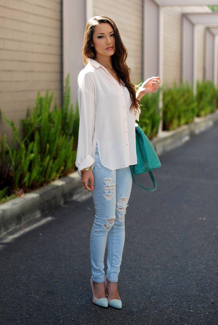 Hapa Time - a California fashion blog by Jessica - new ...