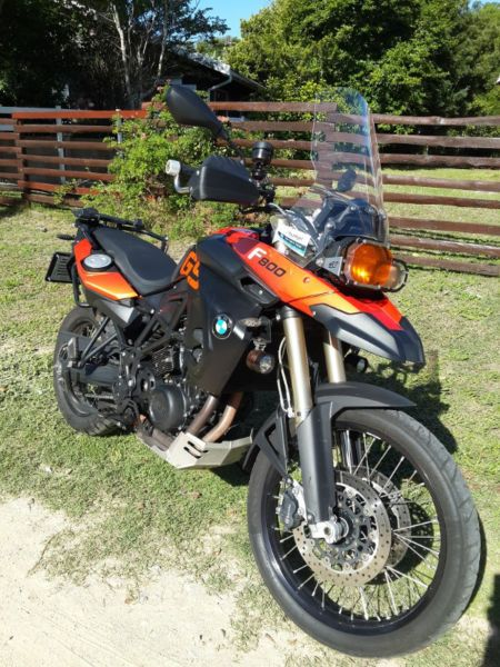 BMW F-800 GS   Other   Gumtree South Africa   163149192