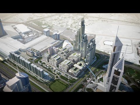 One Central - Elevating Dubai's Central Business District To A New Level - YouTube