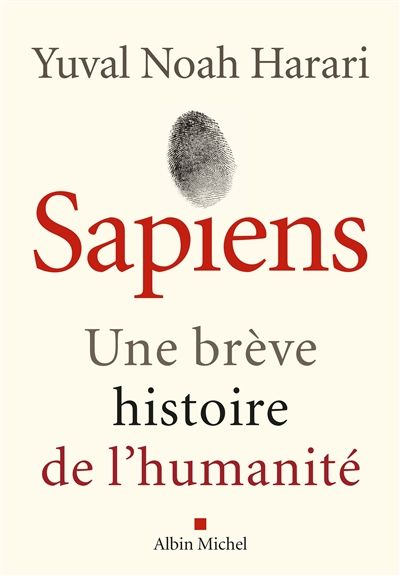 Sapiens : une brève histoire de l'humanité / Yuval Noah Harari.