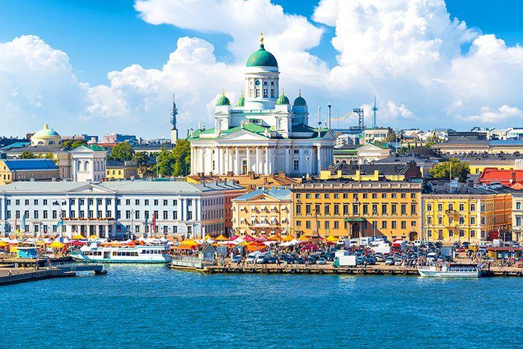 Helsingfors, Finland #helsingfors #finland #helsinki #soumi #resa #travel #semester