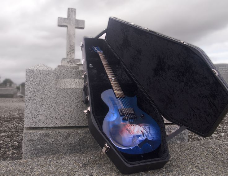 "FLASH SALE - ESP LTD BELA LUGOSI    **RRP $1599, NOW $799**  For the next 24 hours only, get this rare ""From the Grave"" LTD for an incredible $799. Less than 300 of these were ever made.   Custom coffin case included.  Don't miss out on this spooky deal.  ------------------------ *Details: This offer ends at 17:59, 16/1/16."