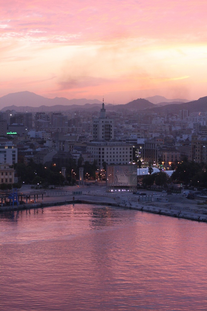 Puerto de Málaga, Andalucia   Spain