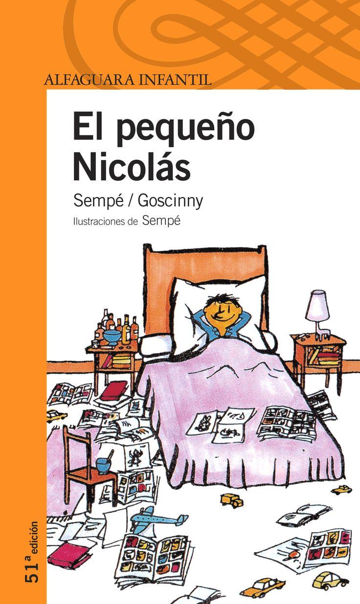 Aniversario de René Goscinny: el subversivo punto de vista de Nicolás, un niño de 7 años, se publicó por primera vez en 1956 con dibujos de Sempé. «El pequeño Nicolás». http://www.petitnicolas.com/ http://www.veniracuento.com/
