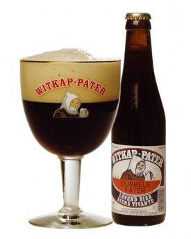 Brouwerij Slaghmuylder - Witkap Pater (Dubbele pater) (Abbay Dubbel) 7,0% pullo