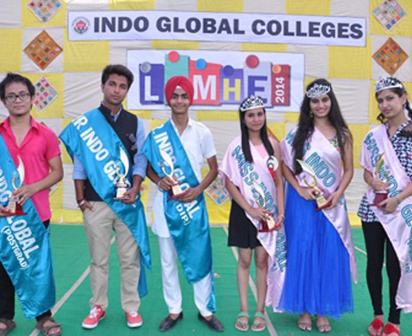 Pursue M Tech in civil engineering from Indo global the best engineering college in Chandigarh. The course focus on providing the best education on subject matter through trained faculties. http://www.igef.net/mtech-civil-engineering.php
