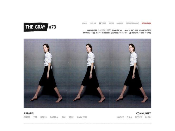 쇼핑몰 이름 더그레이 쇼핑몰 주소 http://www.thegray.kr 주력 상품 여성의류 전문 …