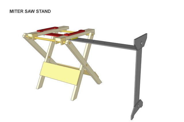 Plan Sales Page 6 - Folding Miter Saw Stand