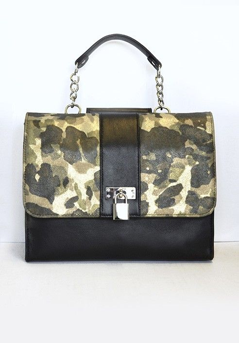Bag BELLA - iBag Camouflage  MADE IN ITALY  Shop now on www.dezzy.it