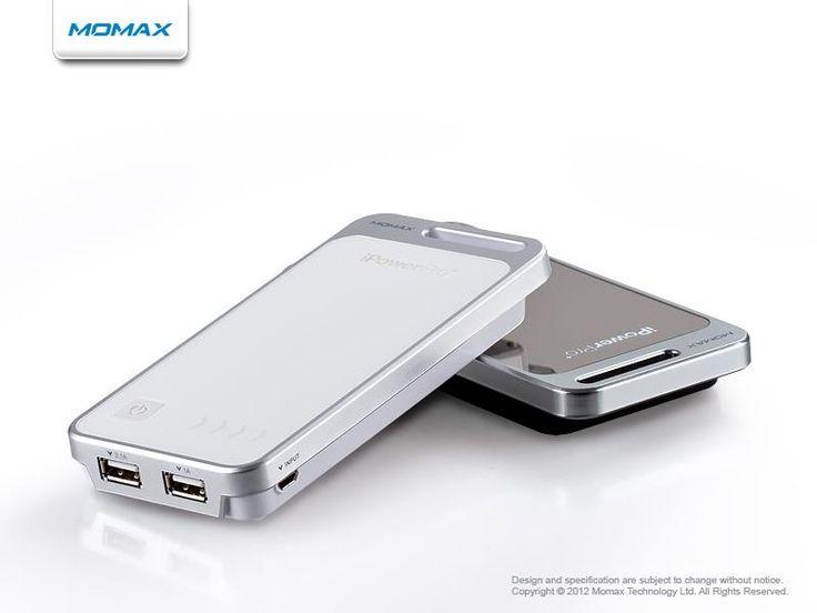 Momax iPower Pro acumulator extern universal 8000 mAh   CellGSM News Blog