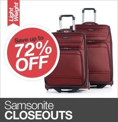 Luggage Online: Buy Top Luggage Brands, Suitcases & Discount Luggage Accessories