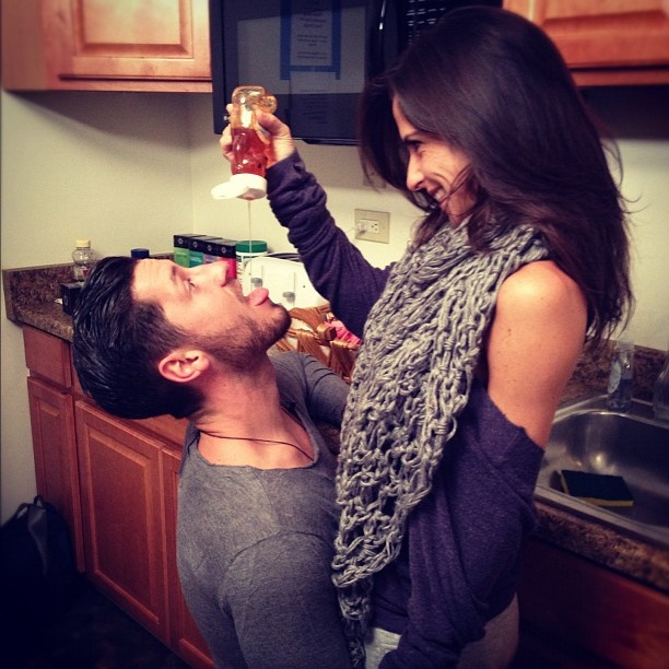 Kelly & Val ..DWTS cutest couple by far
