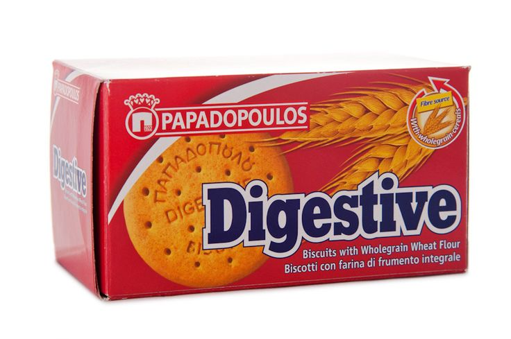 We don't know about you but we love these #Papadopoulos DIGESTIVE #biscuits! With their rich and delightful taste, they are the perfect companion to your morning coffee. Made with whole wheat flour, they are both delicious and nutritious! Also available in low fat and dark chocolate flavors! Have you tried Papadopoulos #Digestive biscuits?