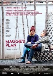 """Maggie's Plan        Maggie's Plan      Megin plan  Ocena:  6.30  Žanr:  Comedy Drama Romance  """"Chapter One: Maggie Meets John""""Maggie's plan to have a baby on her own is derailed when she falls in love with John a married man destroying his volatile marriage to the brilliant and impossible Georgette. But one daughter and three years later Maggie is out of love and in a quandary: what do you do when you suspect your man and his ex wife are actually perfect for each other?  Glumci:  Greta…"""