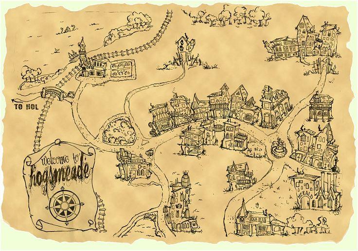 Rokville :: Rokfortská stredná škola čarodejnícka