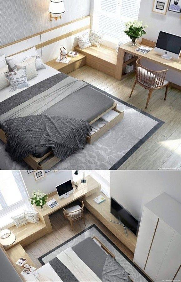 Co by byla ložnice bez postele