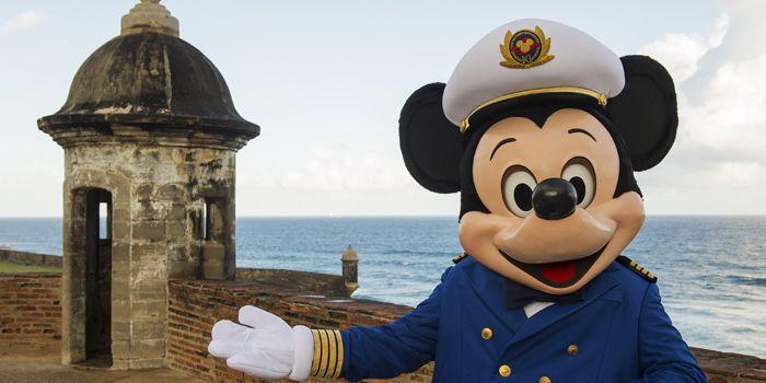 Nuevos itinerarios de cruceros Disney para 2017