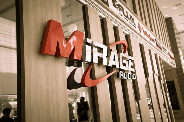 MIRAGE AUDIO SHOP, SRINAKARIN Site Location:Srinakarin Rd., Bangkok